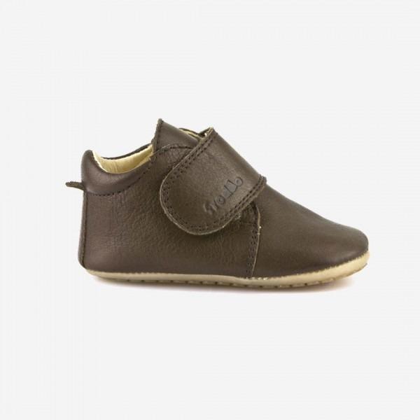 Babyschuh Prewalker brown