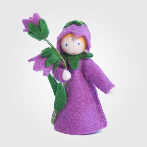 Blumenkind Glockenblume