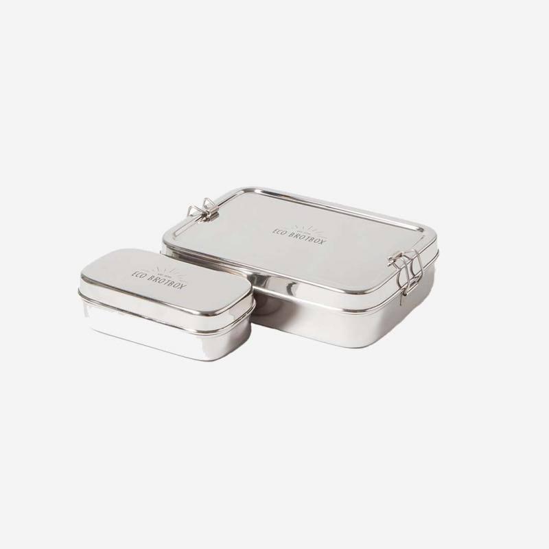 Brotbox XL mit Snackbox XL