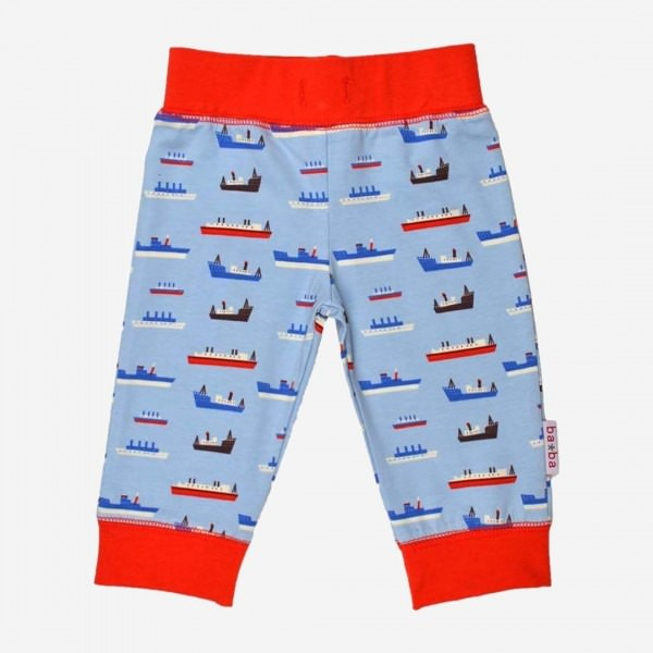 Babyhose Boote