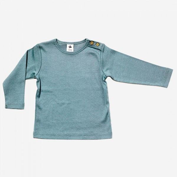 Shirt Baumwolle taubenblau