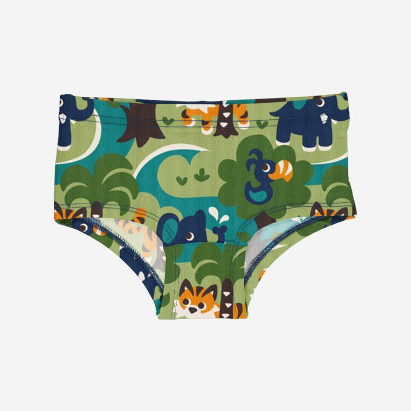 Hipster Unterhose Dschungel