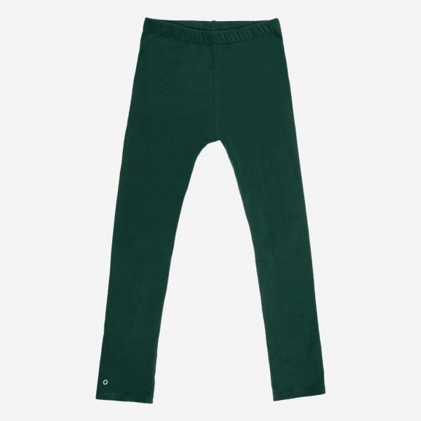 Play-all-day Leggings Baumwolle forest green