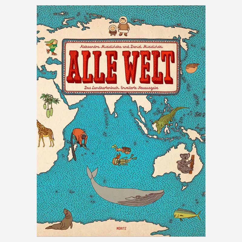 Buch Alle Welt