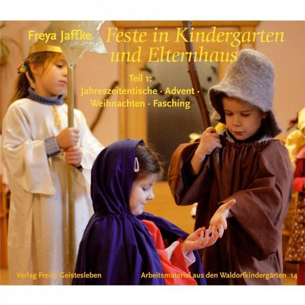 Buch Feste im Kindergarten und Elternhaus Teil 1