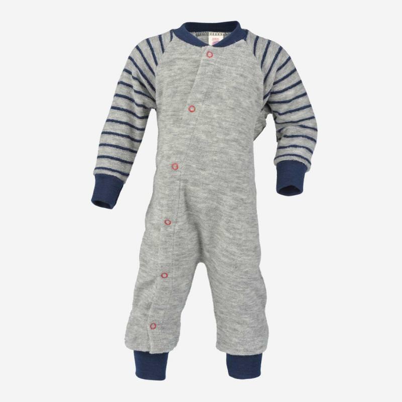 Einteiliger Schlafanzug Wollfrottee