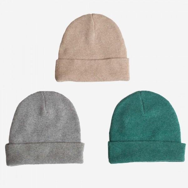 Mütze Baumwolle/Wolle