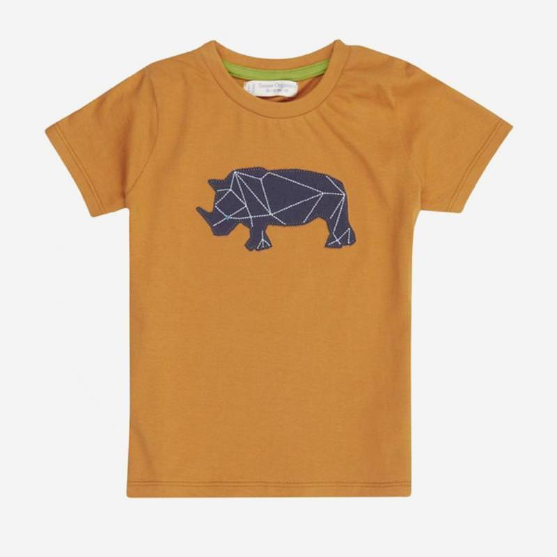 Shirt IBON Rhino orange