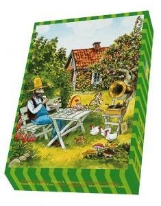 Petterson und Findus Puzzle 104 Teile