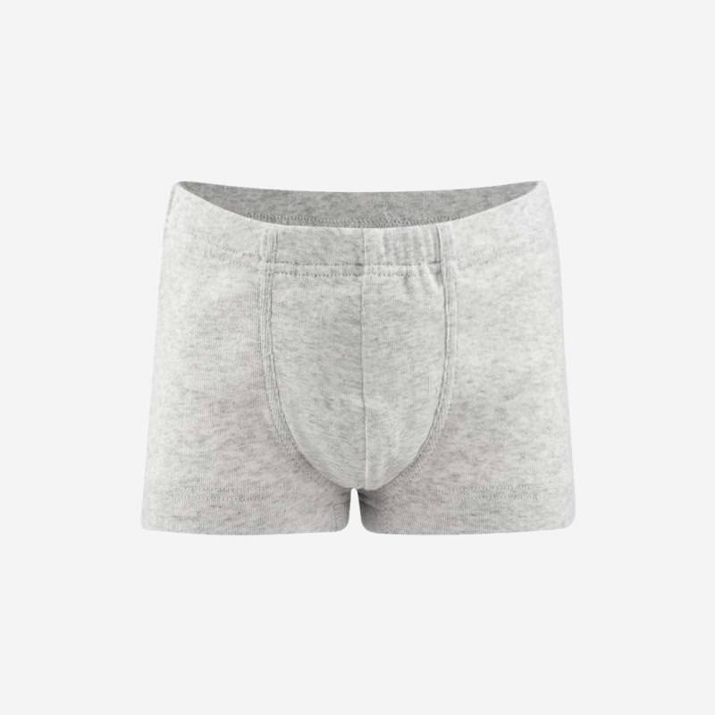 Boxershorts grey melange