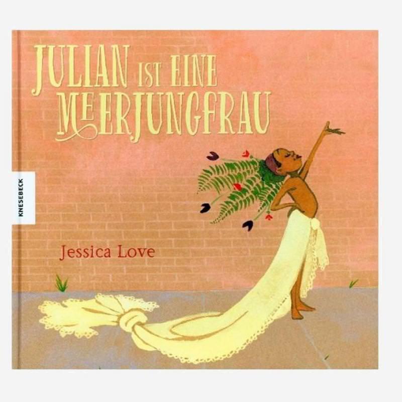 Buch Julian ist eine Meerjungfrau