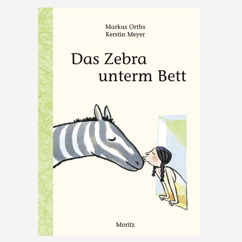 Buch Das Zebra unterm Bett