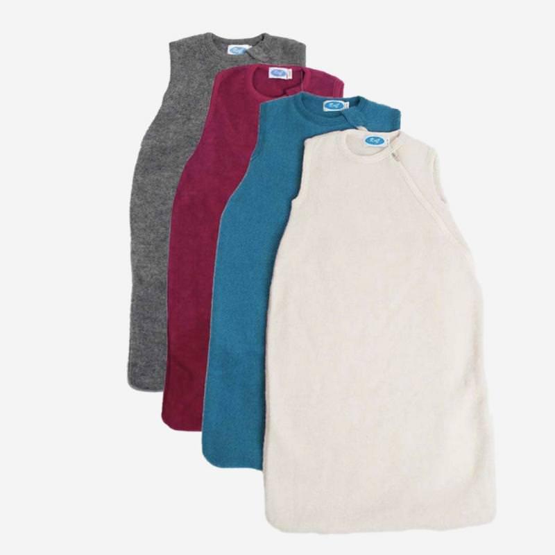 Schlafsack Wollfleece ohne Arm