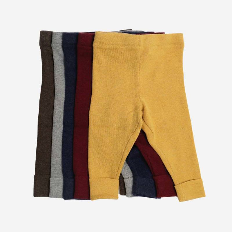 Legging Baumwolle/Wolle
