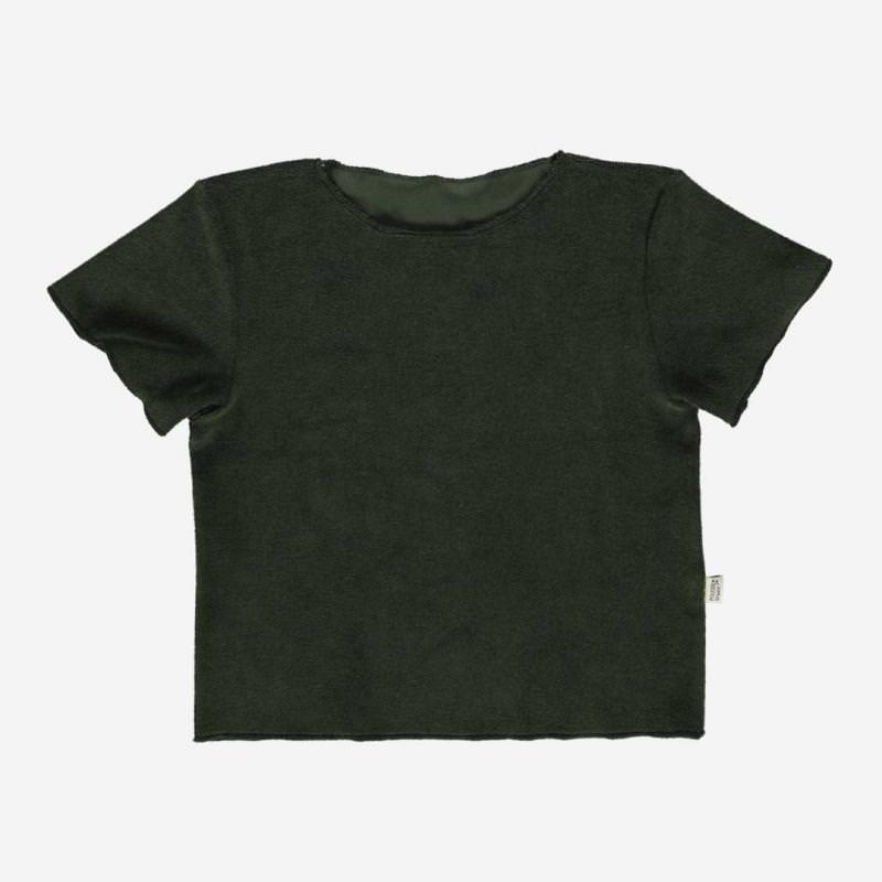 T-Shirt BOULEAU forest green