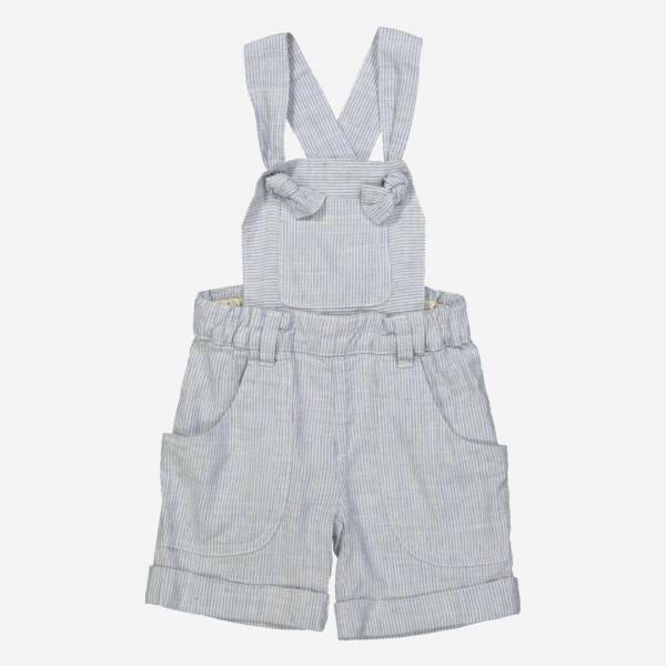 Latzhose Shorts SHAKO bleu