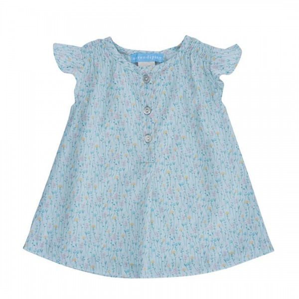 Baby Sommerkleid Baumwolle