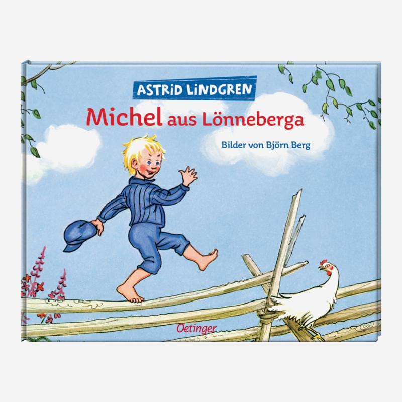 buch oetinger astrid lindgren björn berg michel aus lönneberga 978-3-7891-6137-7