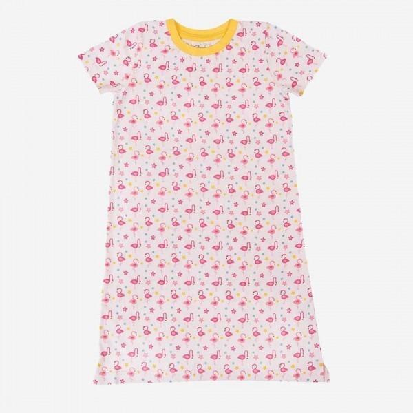 Nachthemd Flamingo