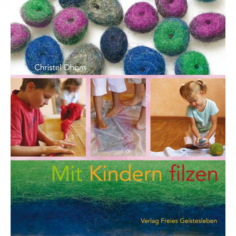Buch Mit Kindern filzen