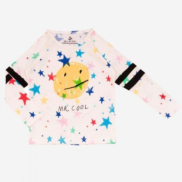 Raglan Shirt multi kulti stars