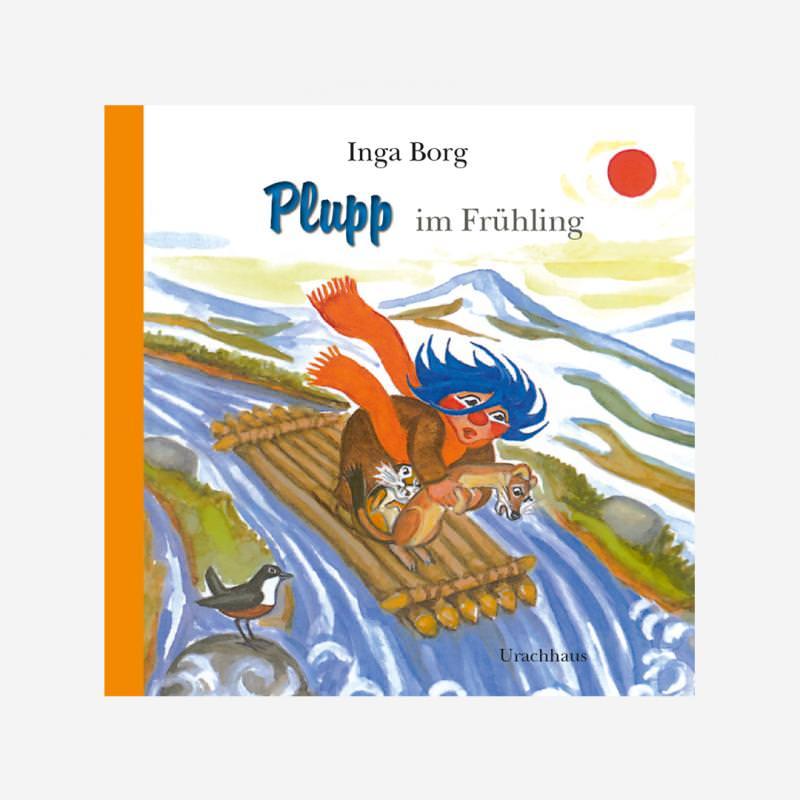Buch Plupp im Frühling von Inga Borg