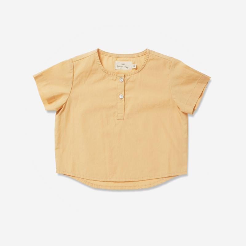 T-Shirt VERBENA orange sorbet