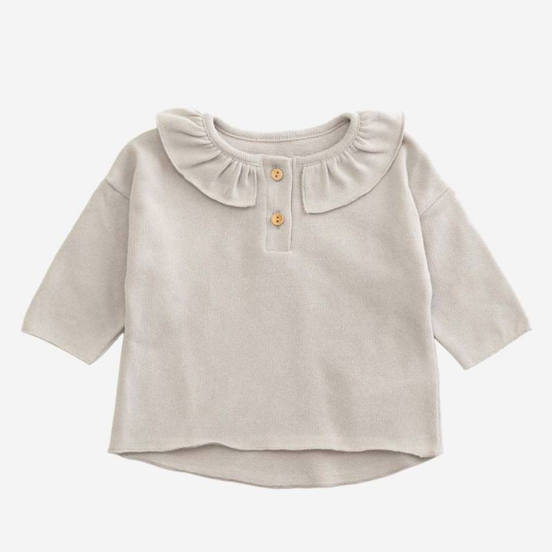 Jersey Sweater mit Kragen ricardo