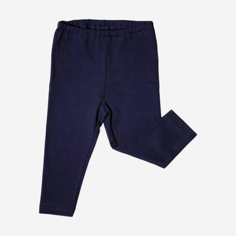 Legging dunkelblau