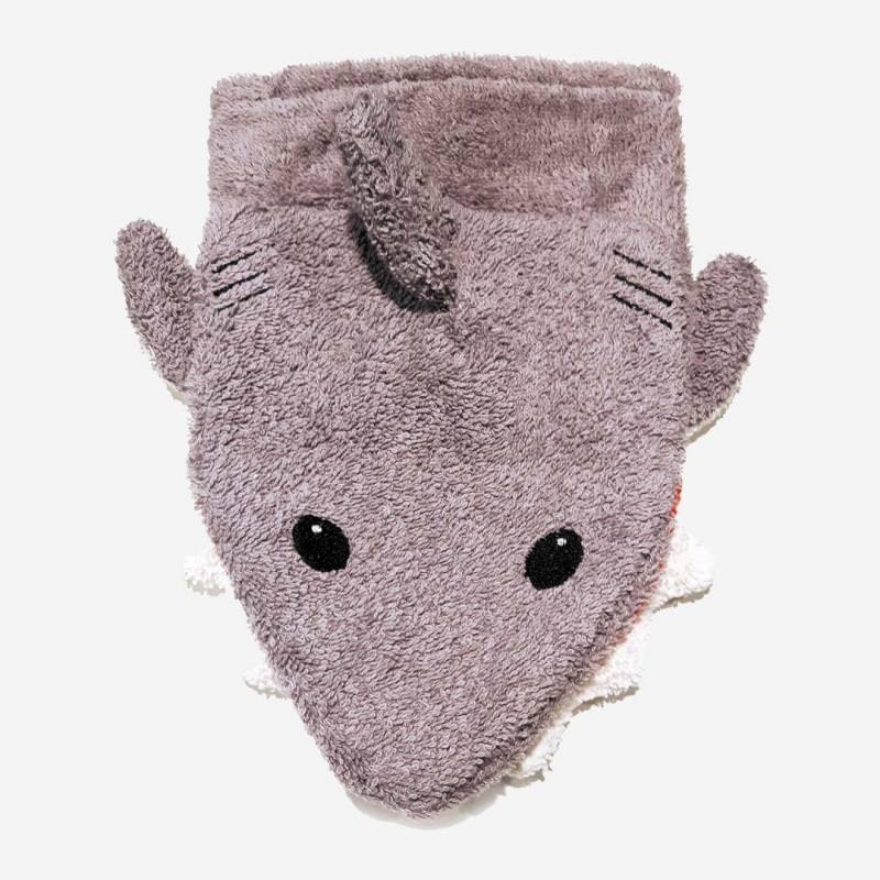 Waschhandschuh Hai