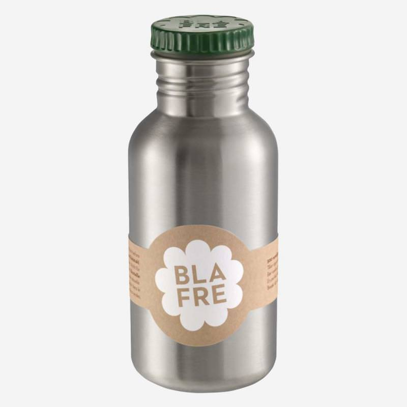 Blafre Trinkflasche 500 ml dunkelgrün