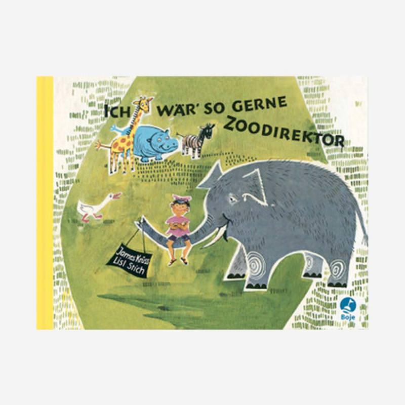 Buch Ich wär´ so gerne Zoodirektor