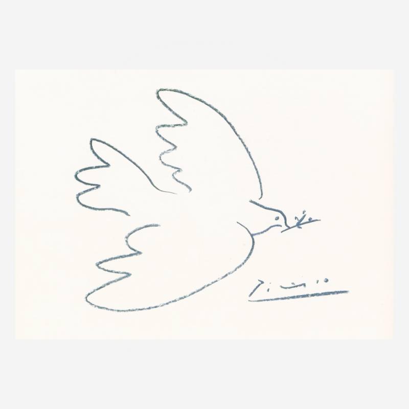 Friedenstaube (P. Picasso)
