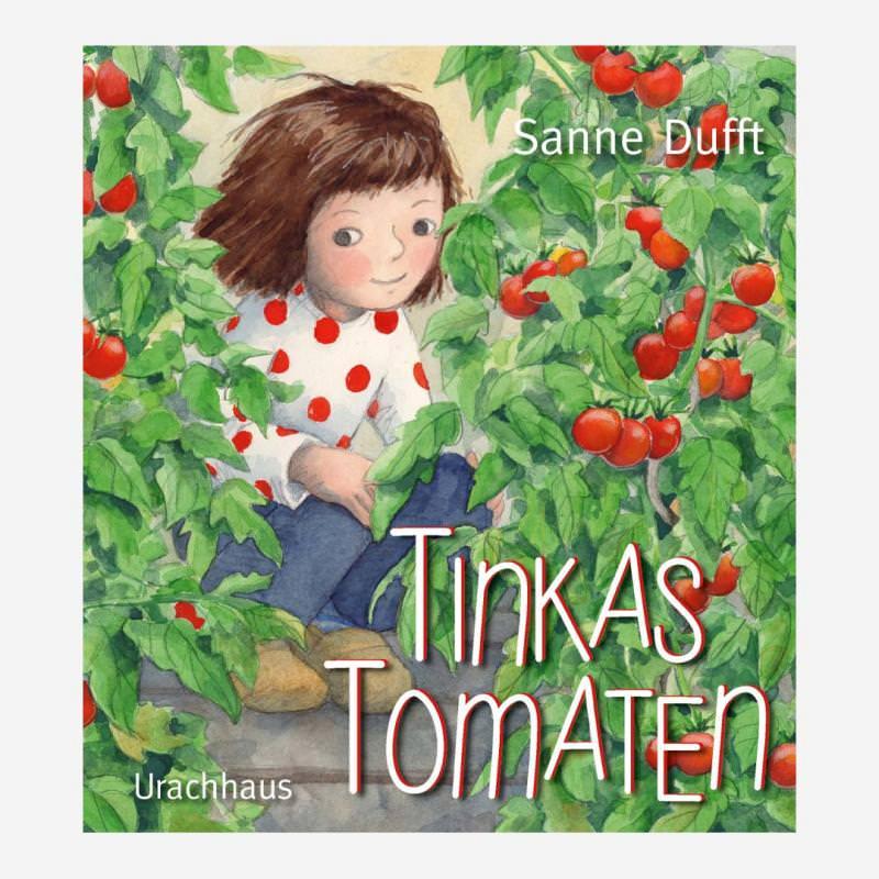 Buch Tinkas Tomaten