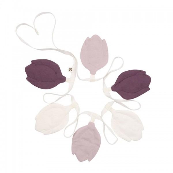 Blumengirlande Rosa