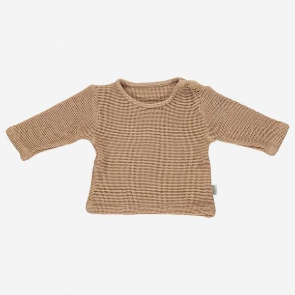 Shirt ESTRAGON NID indian tan