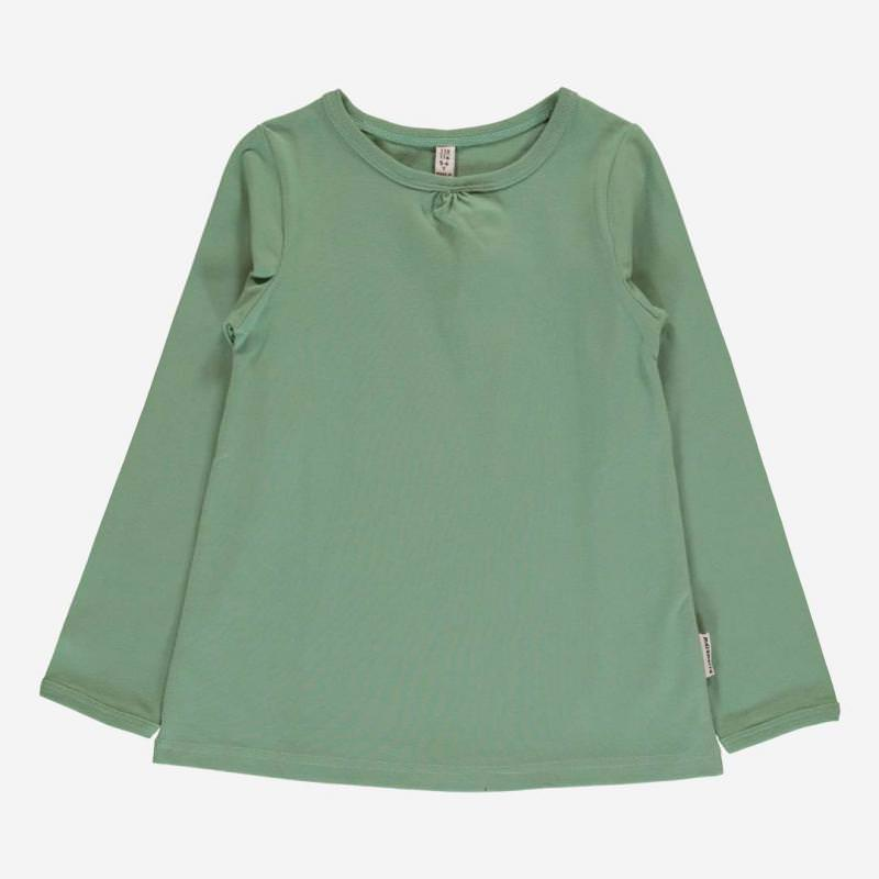 Shirt A-Line pale green