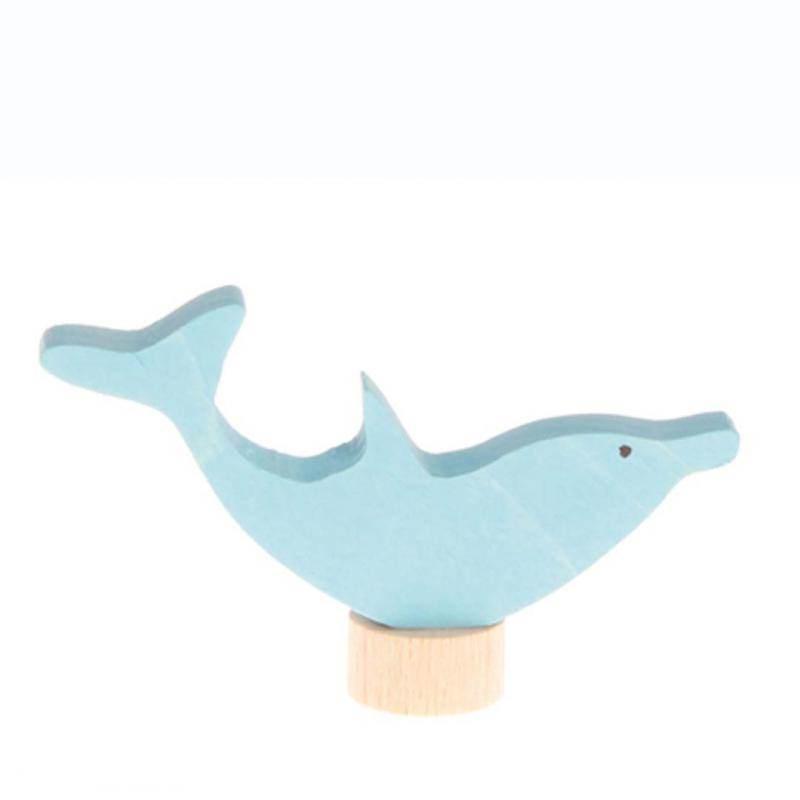 Figurenstecker Delphin