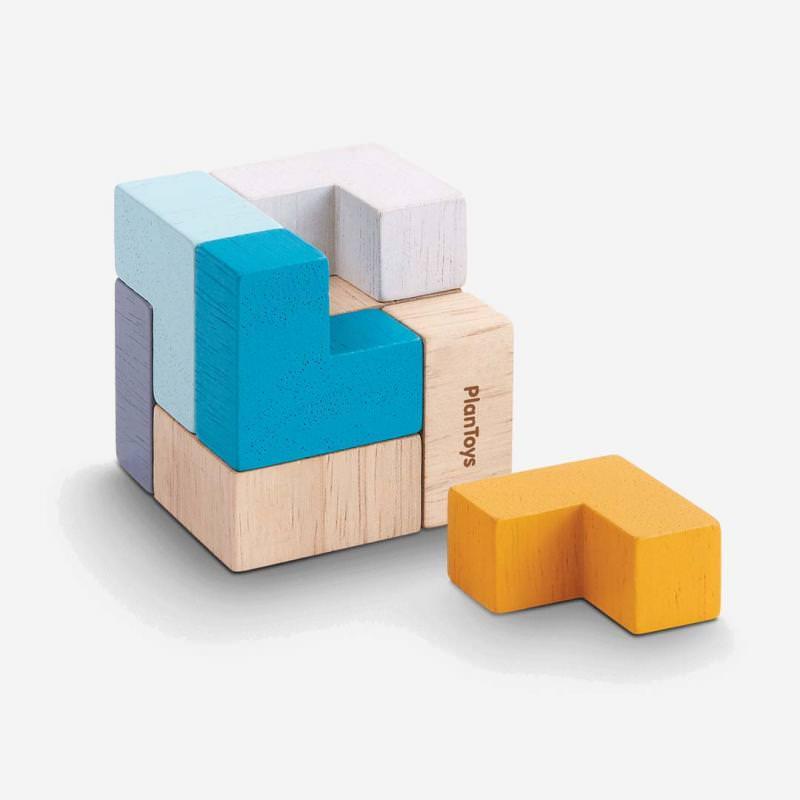 3D Puzzle Würfel