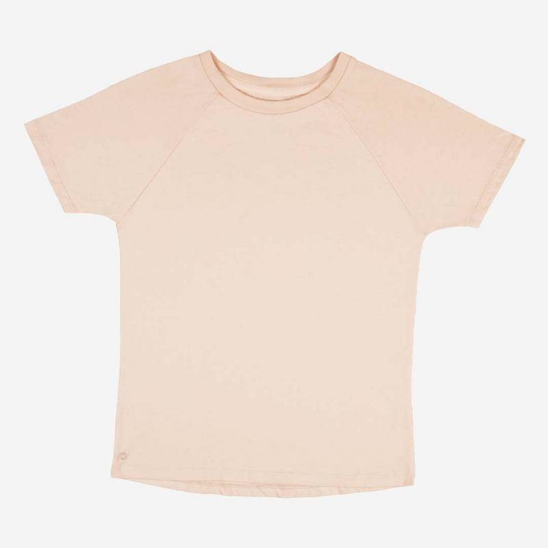 T-Shirt Baumwolle seashell blush