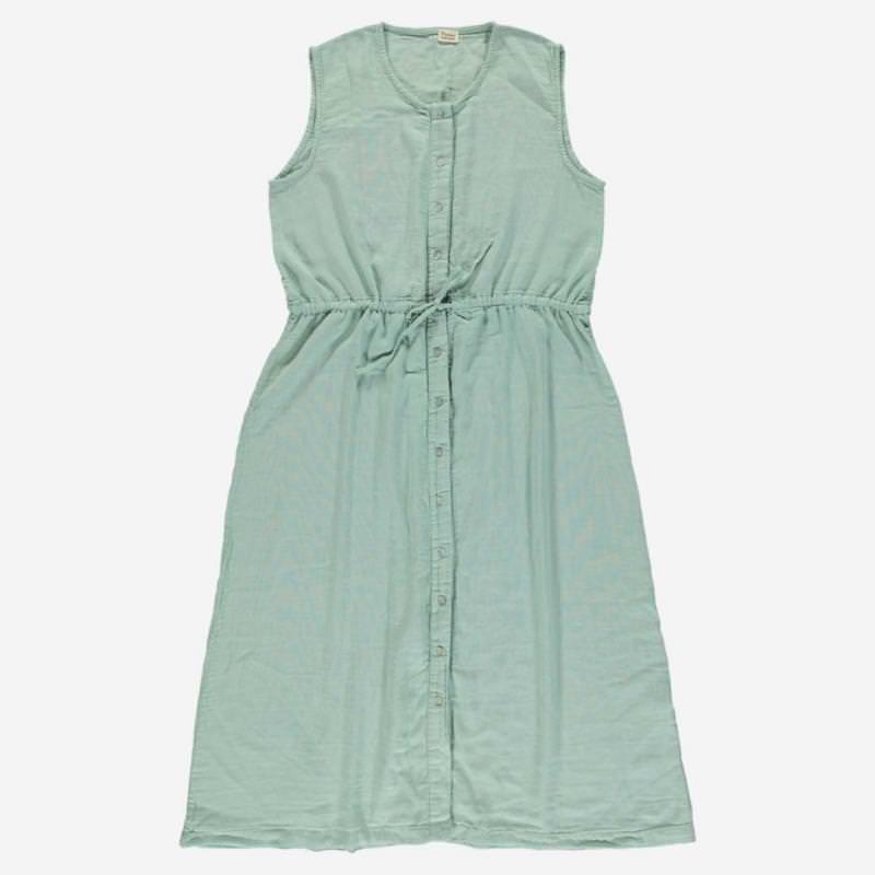 Damen Kleid MAGNOLIA blue surf