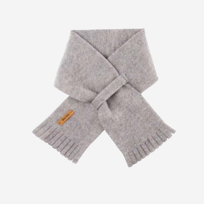 Baby Schal Fleece moonrock