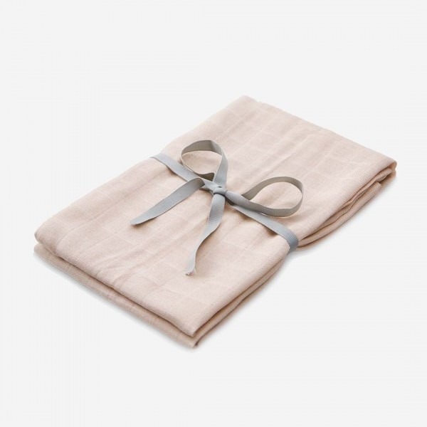 Swaddle Musselin Tuch groß blossom pink