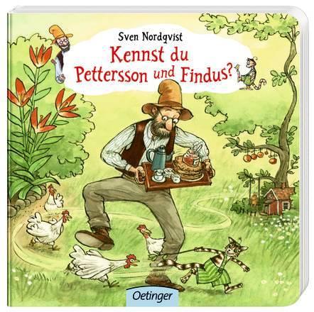 Pappbuch Kennst du Pettersson und Findus?