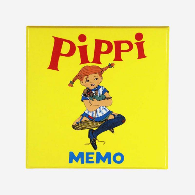 Pippi Langstrumpf Memo