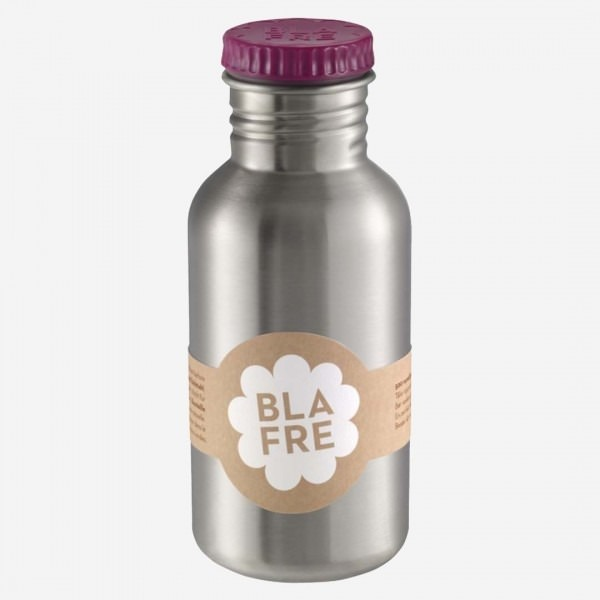 Blafre Trinkflasche 500 ml pflaume