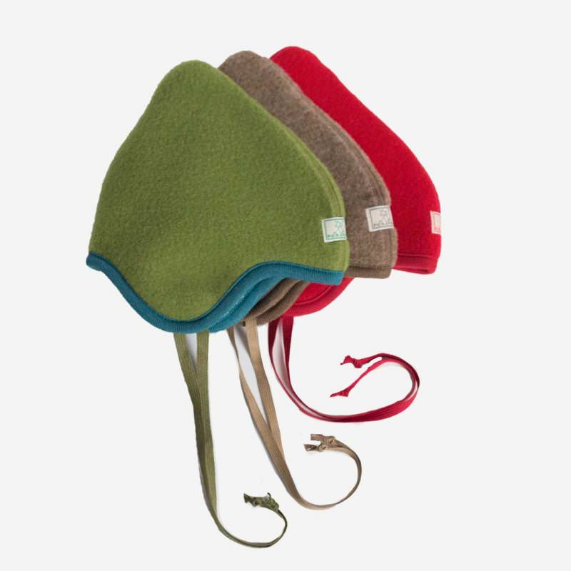 Mütze Flora Wollfleece