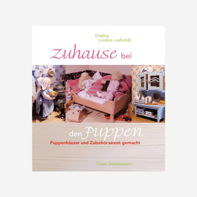 Buch verlag freies geistesleben cristina cevales-labonde zuhause bei den puppen 978-3-7725-2287-1