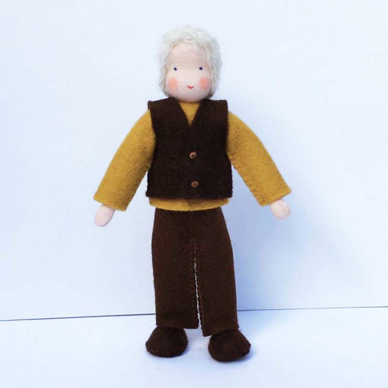 Puppenstuben Opa