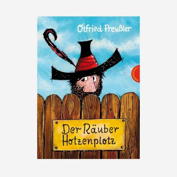 Buch Der Räuber Hotzenplotz farbig